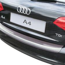 RGM Rear Black Bumper Protector For Audi A4 Avant / Estate S-Line 2012 - 2014