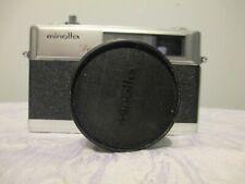Vintage Minolta 7S Camera - ROKKOR - PF 1:1.8 f = 45mm Lens/Case/Strap