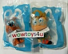 SCOOBY-DOO and SHAGGY DUO Mcdonald's Happy Meal Toys 2021