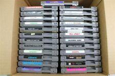 NES Nintendo Lot Of 25 Games - Heavy Shreddin, Tetris, Narc, Robocop, Hoops