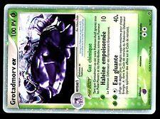 POKEMON DRAGON (EX) HOLO N° 96/97 GROTADMORV EX 100PV