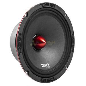 "DS18 PRO-X8.4BM 8"" Midrange Speaker 550 Watt Max 4 ohm Mid Loudspeaker Car Audio"