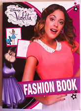 Disney Violette; Fashion Book