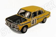 Fiat 125P Rally Car - 1/43 - DeAgostini - Cult Cars of PRL 'S'
