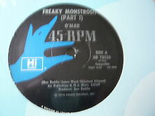 "Don Omar boddie... FREAKY Monstruosité... Comme neuf STILL SEALED USA 12"" Funk Soul Disco"