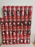 rare china 2019 Coca Cola city limited edition can of 31 cans empty