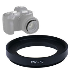 EW52 Lens Hood for Canon EOS R RP with RF 35mm f/1.8 Macro IS STM L_wu