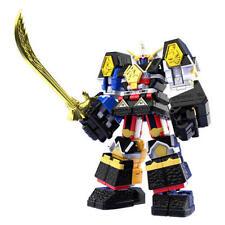 Power Rangers Alien Ninja Sentai Kakuranger Muteki Shogun Megazord Super Minipla
