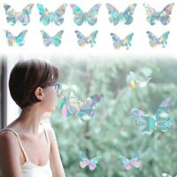 Color PVC Static Cling Butterflies Removable Electrostatic Glass Window Sticker
