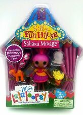 Lalaloopsy mini Sahara Mirage Silly Fun House MGA Ages 4+ New