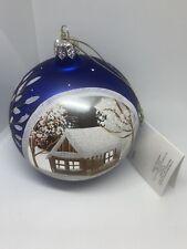 Lodge Casino Christmas Ornament