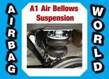 To suit NISSAN NAVARA D40 4WD - A1 Airbags/Load Assist Suspension Kit
