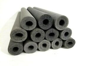 """3/4"""" x 2 ft. Pipe Insulation, 3/4"""" Wall Pre-Slit 12 Pack"""
