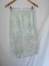 "MAURIE & EVE, SIZE 6, BNWT, RRP $159, GLASS LACE, ""ENDLESS SUMMER"" SKIRT"