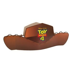 Toy Story Paper Cowboy Hats Woody AR Interactive Hats Birthday Party Favors 8p