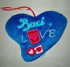 Peluche cuore baci perugina 20 cm originale amore love heart plush soft toys