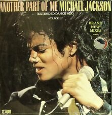 MICHAEL JACKSON-ANOTHER PART OF ME MAXI SINGLE VINILO (12 INCH) 1987 ENGLAND