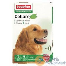Pets Collare antiparassitario Cane Beaphar All'estratto di Neem Naturale Fleboto