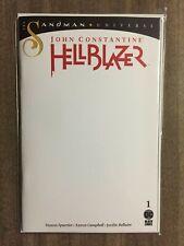 John Constantine Hellblazer #1 DC Black Label Blank Variant NM
