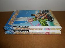 Heaven Sent vol. 1-2 by Ben Dunn Pocket Manga Book Complete Lot English