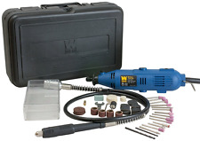 Variable Speed Rotary Tool Kit Flex with Shaft Case Accessories Dremel 80Pc New