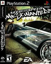 Need FOR SPEED: MOST WANTED-Playstation 2 (PS2) - Regno Unito/PAL