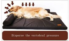 Cuccia per cani, impermeabile, ortopedico, sfoderabile, con cuscino