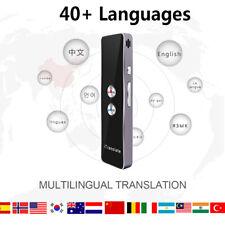 40+Languages Translaty MUAMA Enence Smart Instant Real Time Voice Translator