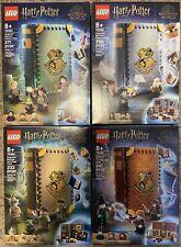 LEGO Harry Potter Hogwarts Moment Set Of 4