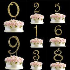 Personalizado De Acrílico 40th Ruby Boda Aniversario Mariposa Cake Topper