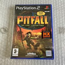 VINTAGE# PS 2 PLAYSTATION PITFALL THE LOST EXPEDITION# SEALED PAL SIGILLATO