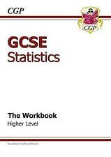 GCSE Statistics Workbook Higher (A*-G Course): The Workbook by CGP Books (Paper…