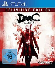 DmC Devil May Cry (PS4-Spiel, USK 16)