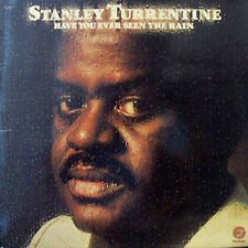 Stanley Turrentine : Have You Ever Seen The Rain (Fantasy LP)