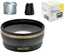 Wide Angle Lens for Canon PowerShot A570 A580 A590 IS