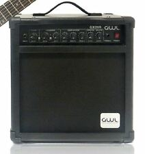GWL George Washburn Ltd GX25R Guitar Amplifier with & EQ GX25R-MM NEW