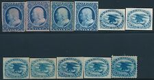 #LO2-LO6 CARRIER PROOFS & STAMPS BR8029