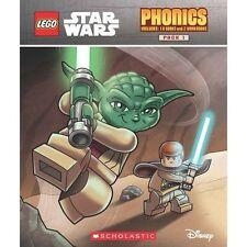 LEGO Star Wars: Phonics Box Set by Quinlan B. Lee (Paperback, 2016)