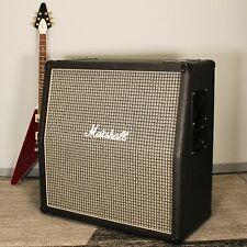 Marshall JCM 800 mit 70er Jahre Vibe - Diese UK 4x12 Box begeistert den Musiker