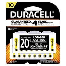 Duracell Button Cell Hearing Aid Battery - Da10B16Zm10