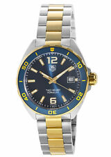 Tag Heuer Formula 1 Quartz Gold Plated & Steel Men's Watch WAZ1120.BB0879