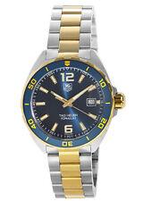 Tag Heuer Formula 1 Quartz Gold Plated & Steel Men's Watch WAZ1120.BB0879