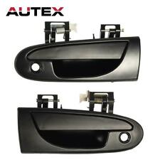 Pair Exterior Front Left Right Door Handles for Mitsubishi Eclipse Sebring 95-99