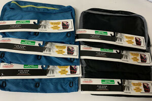 (Lot Of 6)Five Star Xpanz Zipper Pencil Pouch  For 3 Ring Bind, 2 Colors