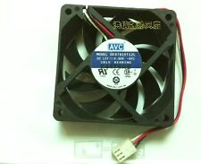 AVC DE07015T12L FAN  DC12V 0.30A 3pin 70*70*15mm