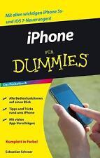 Schroer, Sebastian - iPhone für Dummies: Das Pocketbuch (Fur Dummies) /4