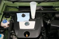 SPECIALIST OIL FUNNEL 1 LITRE VW AUDI VAG & BMW - PREVENTS OIL CONTAMINATION