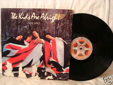 THE WHO THE KIDS RE ALRIGHT PROMO COPY