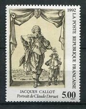 STAMP / TIMBRE FRANCE NEUF N° 2761 ** TABLEAU ART / JACQUES CALLOT