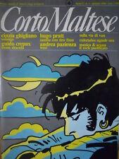 Corto Maltese 1 1984 - Andrea Pazienza West -Conte Dracula Guido Crepax  [G.142]